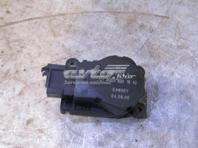 Моторчик заслонки печки на mercedes benz w203 2000-2006