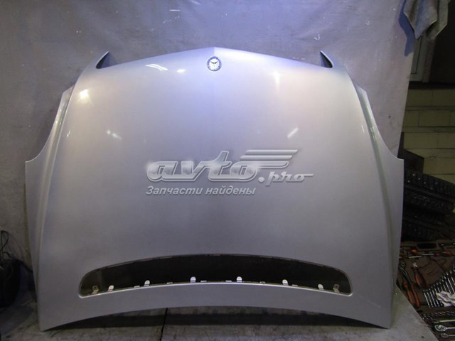 Капот на mercedes benz w251 r-klasse 2005-нв