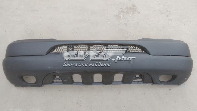 Ml 163 бампер передний