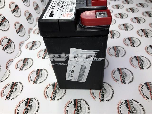 Аккумулятор (акб) вспомогательный 12ah 200a bmw 5 f07/f10/f11/f18/g30/g31 / 6 f06/f12/f13/g32 / 7 f0
