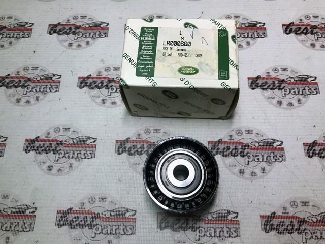 Шкив промежуточный ремня грм 2.2 diesel range rover evoque l538 / land rover freelander l359 / disco