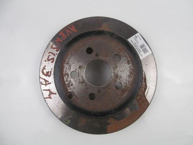 Диск тормозной задний d280 для toyota avensis t25 03-09