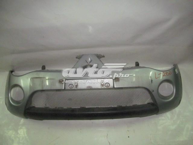 Бампер передний для mitsubishi l200 05-15