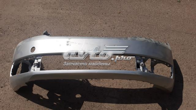 Бампер передний skoda rapid