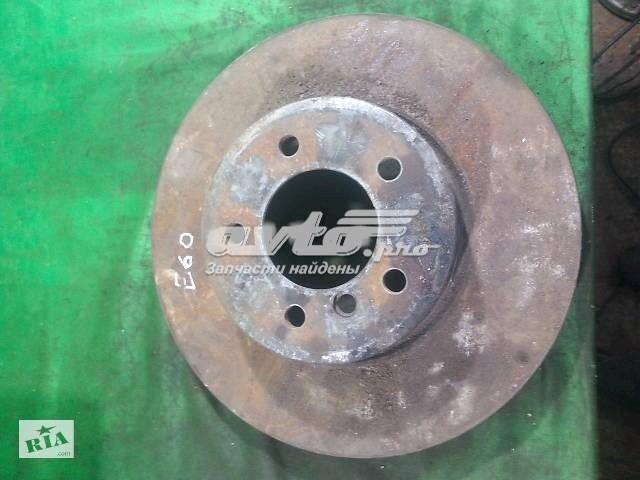 Гальмівний диск передній bmw e60 3.0d