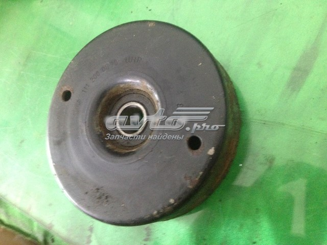 Шків натягувач приводного ременя mercedes w210 w202 clk 1.8i 2.0i