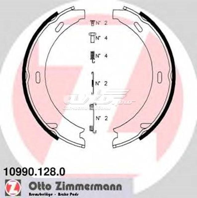 Ручника mercedes w201, w202. w124, w210