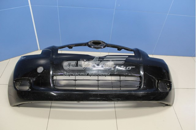 Бампер передний для toyota yaris (p90) (2005-2011)
