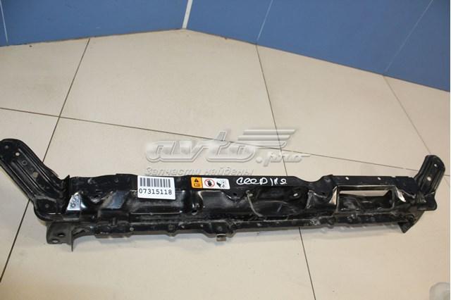 Панель передняя радиатора для kia ceed (2012-2018)