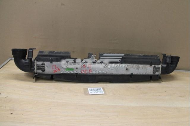 Радиатор интеркулера турбины для mercedes c-klasse w203 (2000-2008)