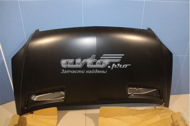 Капот для mercedes sprinter w906 (2006-)