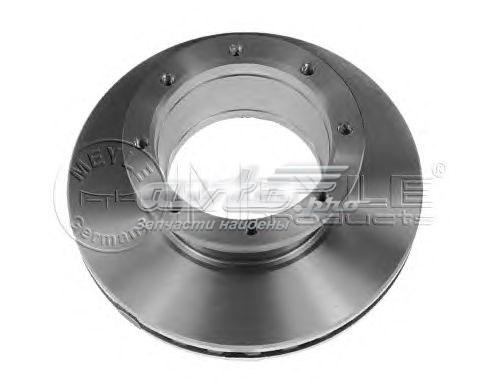 Тормозной диск задний mercedes atego 1217