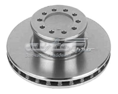 Тормозной диск передний mercedes atego