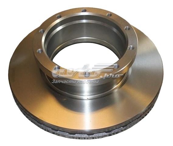 Тормозной диск задний mercedes atego 823