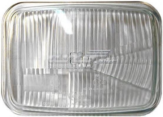 Стекло фары mercedes 207d-410d левое
