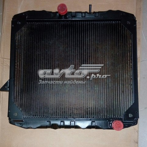 Радиатор mercedes 814 om366
