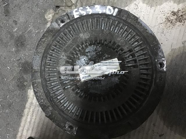 Вискомуфта (вязкостная муфта) вентилятора охлаждения