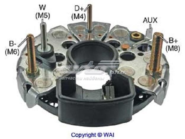 Диодный мост (выпрямитель), генератор transpo новый (без предоплаты).