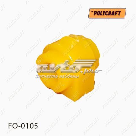 Поліуретанова втулка стабілізатора (переднього) d=21 mm. ford mondeo ca2 2007-2014
