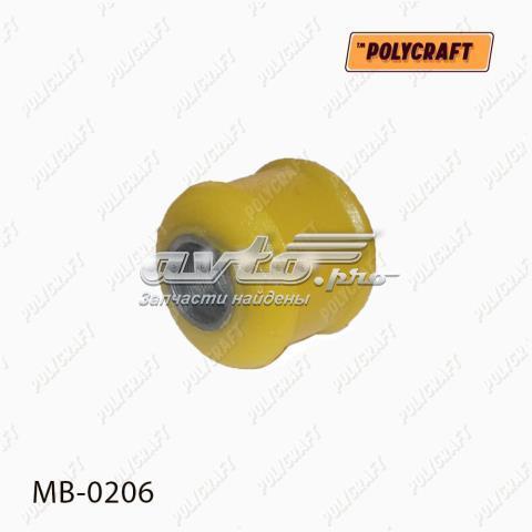 Поліуретановий сайлентблок стійки стабілізатора (переднього та заднього)