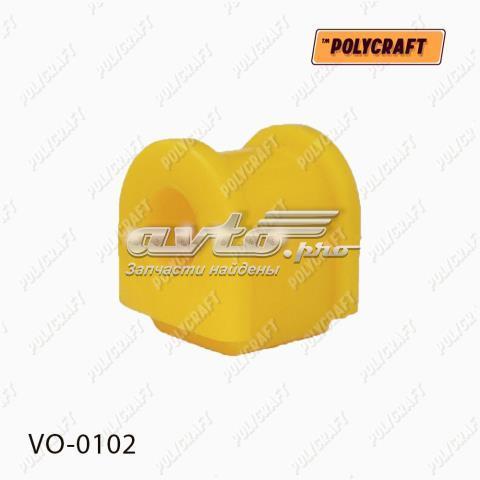 Поліуретанова втулка стабілізатора (переднього) d=22 mm. volvo 340 1982-1991 3260650 3208464