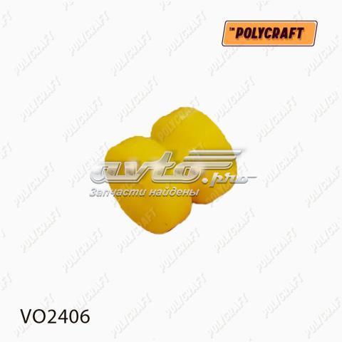 Поліуретанова втулка стійки переднього стабілізатора (верхня) volvo 340 3101159