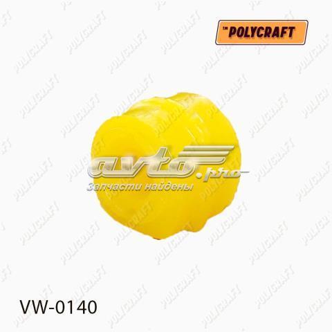 Поліуретанова втулка стабілізатора (переднього) d=17 мм. volkswagen sharan (7m8/7m9/7m6) 1995-2010  ford galaxy 1995-2006 seat alhambra 1996-2010 7m0 411 031 7m0411031
