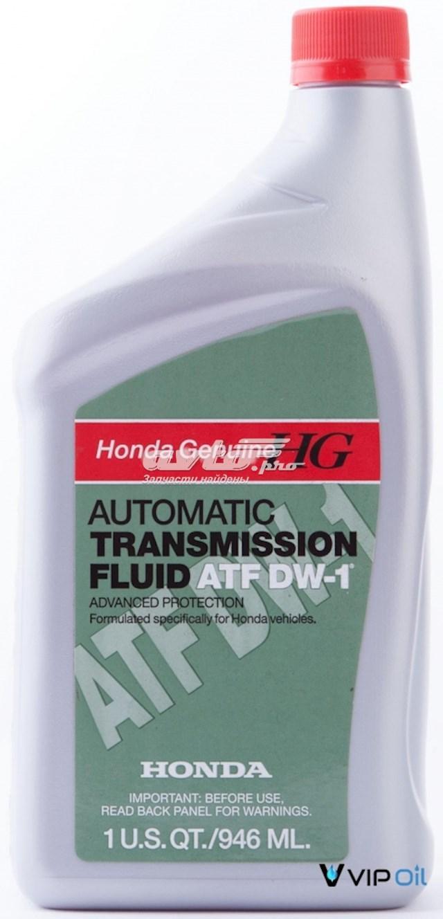"""Масло трансмиссионное синтетическое honda """"atf dw-1 fluid"""", 1л"""
