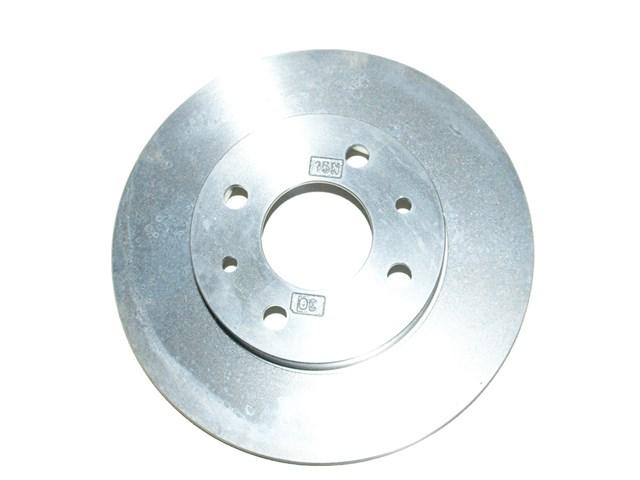 Тормозной диск cinquecento/seicento/punto/panda ii/500 07