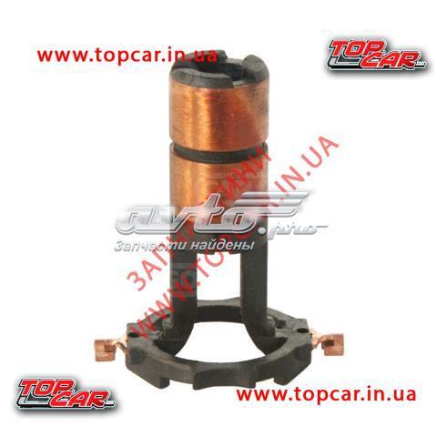 Коллектор ротора генератора