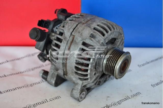 Генератор 150 a 14v номер ое: 9646321880 производитель: германия bosch 0124525035
