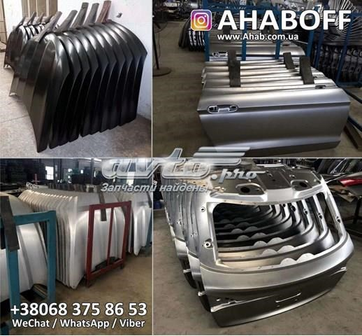 Hood 66400-3j010  panel assembly-hood        hyundai:  veracruz