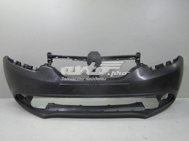 Бампер передний renault logan / sandero 14- не россия (eurobump ren07cl093)