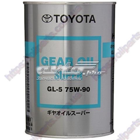 Олива toyota gear oil super 75w-90, gl-5(japan), 1л.