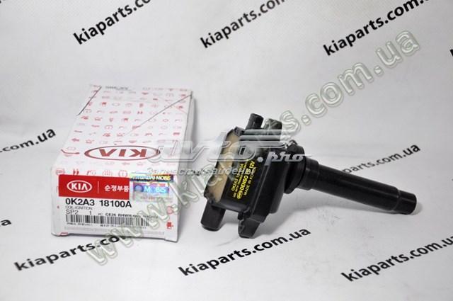Катушка зажигания sephia 1.5 dohc shuma 1.5 dohc (цена действительна при регистрации и заказе на сайте kiaparts.com.ua)
