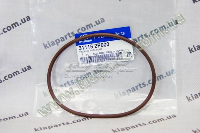 Кольцо уплотнитительное крышки топливного насоса santa fe 10~ (цена действительна при регистрации и заказе на сайте kiaparts.com.ua)