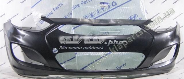 Бампер передний accent 11~ solaris (цена действительна при регистрации и заказе на сайте kiaparts.com.ua)