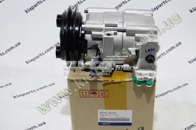 Компрессор кондиционера h-1 97-01 (цена действительна при регистрации и заказе на сайте kiaparts.com.ua)