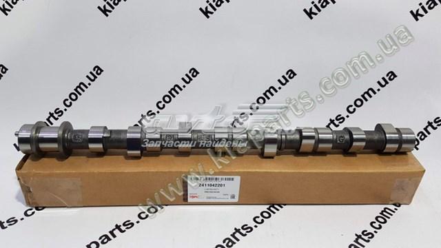 Распредвал двигателя h-1 2.5td  h-100 terracan galoper (цена действительна при регистрации и заказе на сайте kiaparts.com.ua)