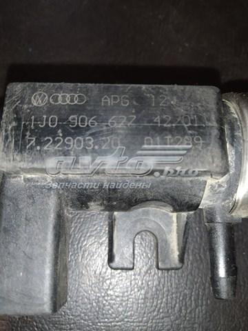 Клапан управління турбіною audi a4b5 | 1j0 906 627 | vag