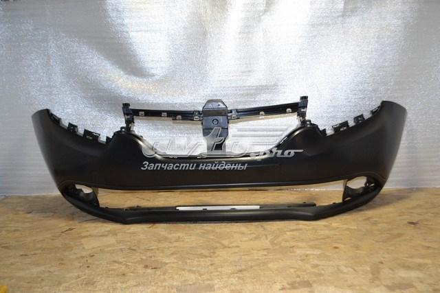 Бампер передний logan 13-/renault/sandero 13-