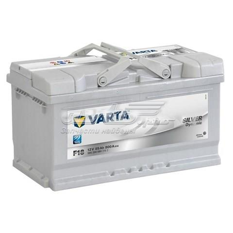 Акумулятор  varta  85 silver dynamic (r+) (800а) (чехія)