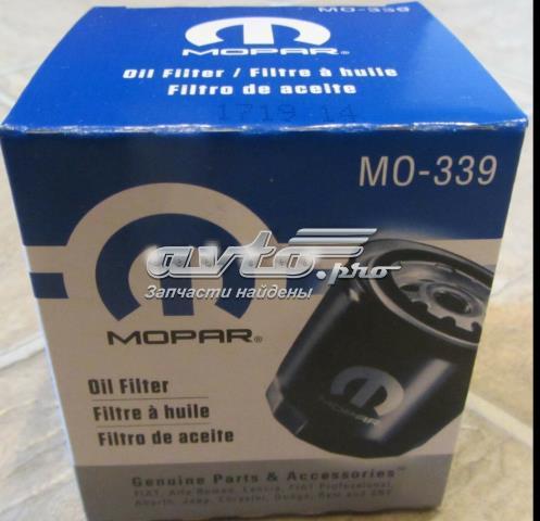 FILTRE A HUILE CHRYSLER 300C 3.5V6 MOPAR 04884899AB