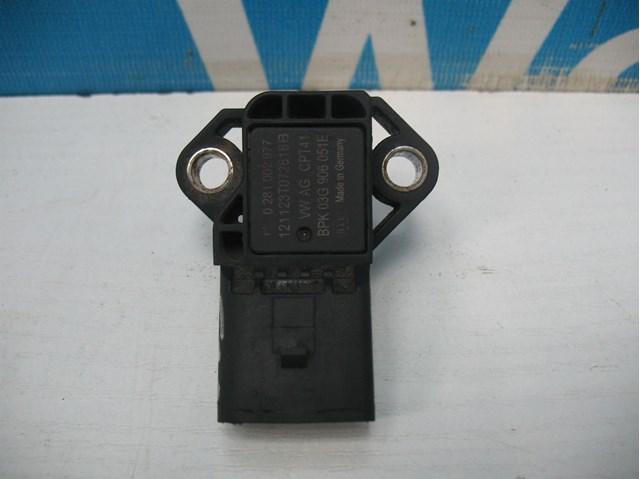 Датчик абсолбтного давления (мапсенсор) 1.6 tdi на skoda fabia/volkswagen polo 6r