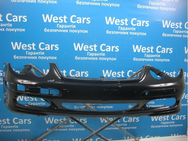 Бампер передний под парктроники без омывателей на mercedes c-class w203 sportcoupe . бампер не крашенный    имеет повреждения. цена за бампер  что на фото. каталожный номер : a2038851125