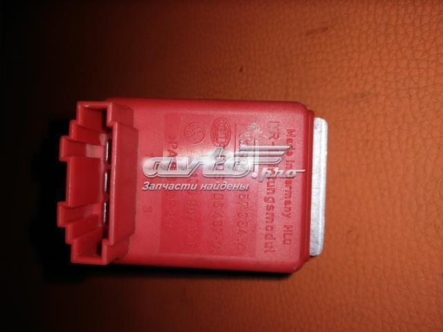 Резистор (сопротивление) вентилятора печки (отопителя салона) 40 42 83 66