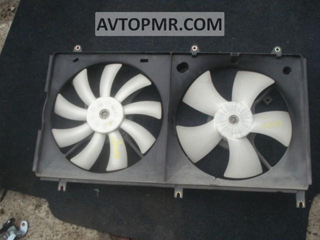 Крыльчатка вентилятора охлаждения правая mitsubishi galant 04-12