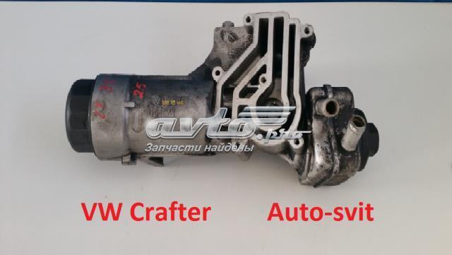 Корпус масляного фильтра volkswagen crafter 038115466