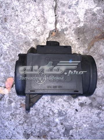 Датчик потока (расхода) воздуха, расходомер m.a.f. - (mass airflow)