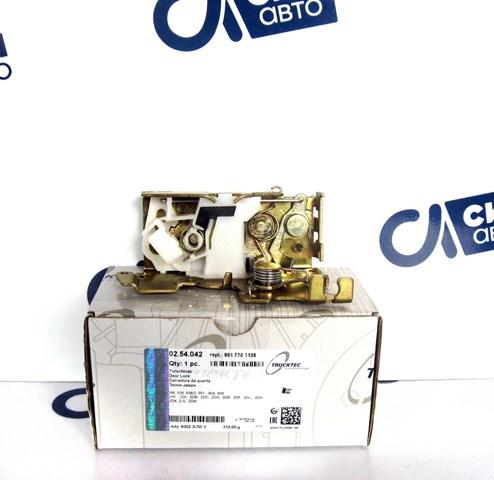 Замок двери боковой задний (новый) mercedes sprinter -06 9017301135